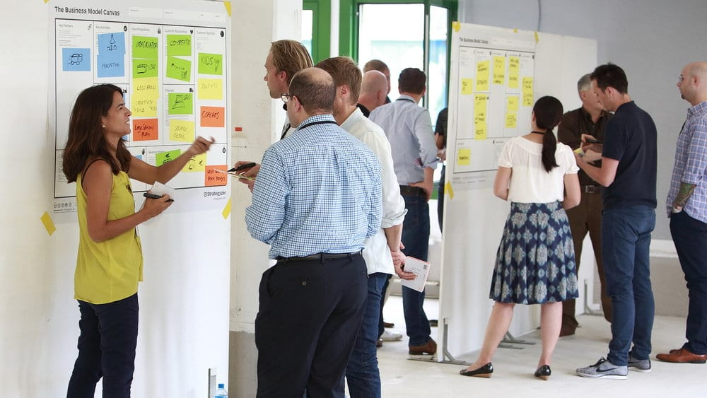 Strategyzer Workshop